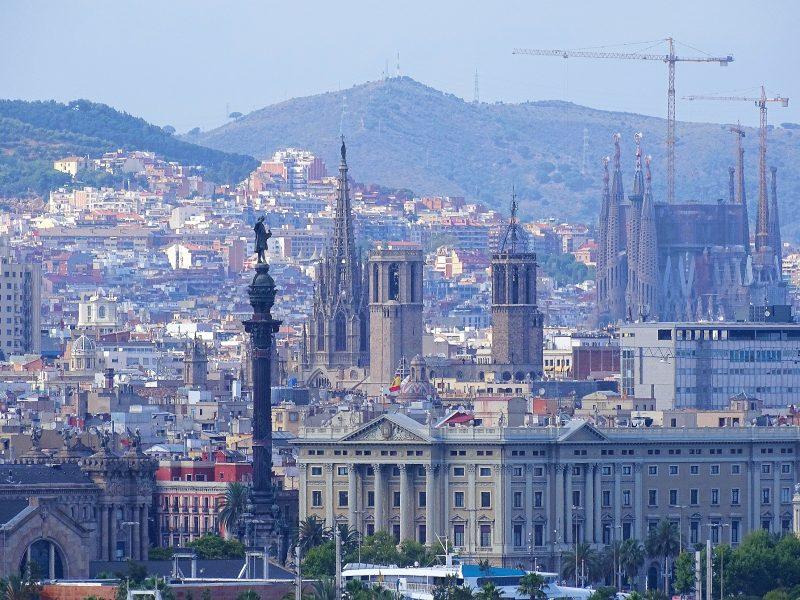 Barcelona_-_monuments