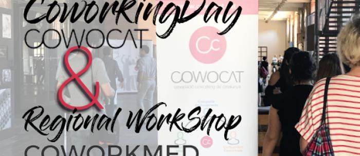 III Coworking Day Cowocat & Regional Workshop Coworkmed 2017