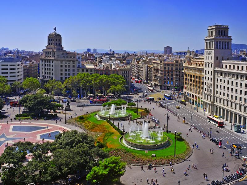 Plaza-Cataluña